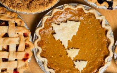 Thanksgiving Pie Pop-Up