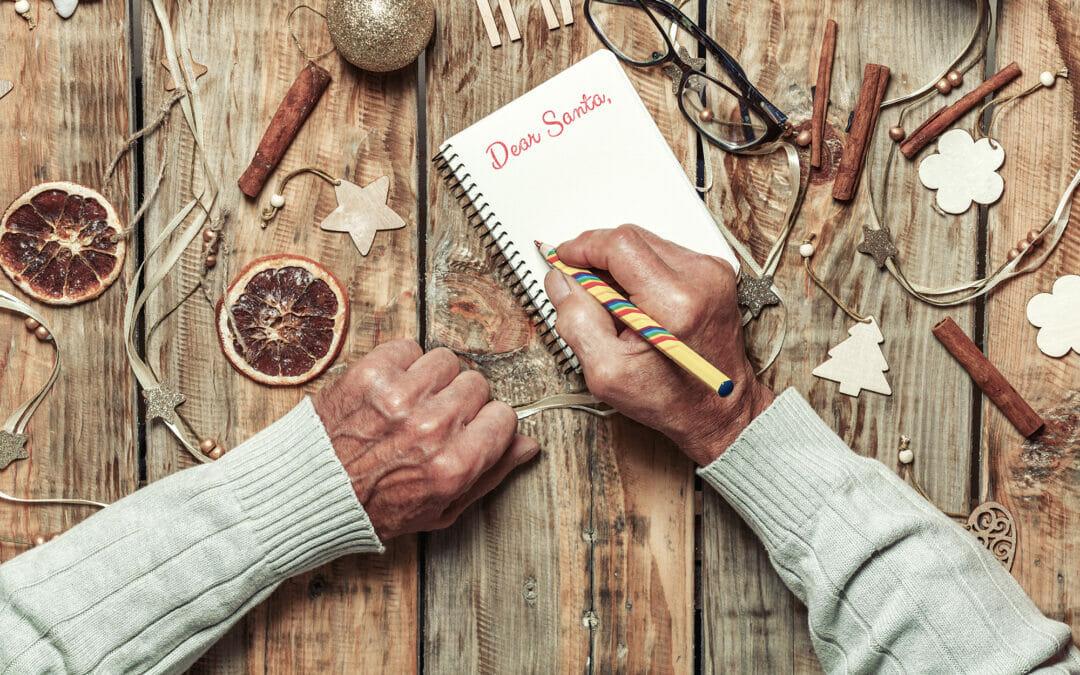 Do Good December: Gifts for Senior Citizens