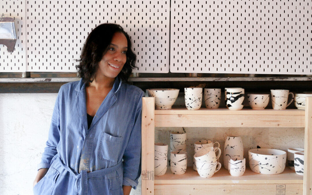 Meet the Maker: Caroline White of Grayson White Ceramics