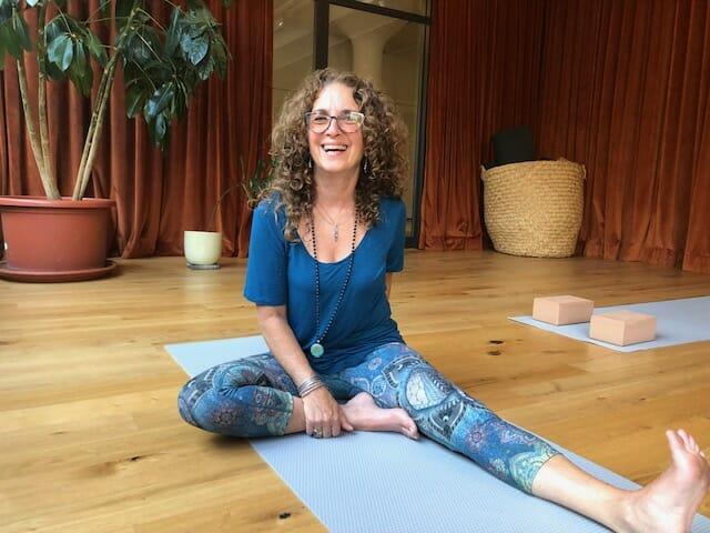 Meet Yoga Instructor Betsy Kase